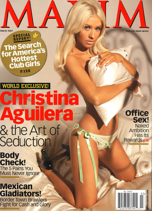 41SBcovers-Maxim Christina