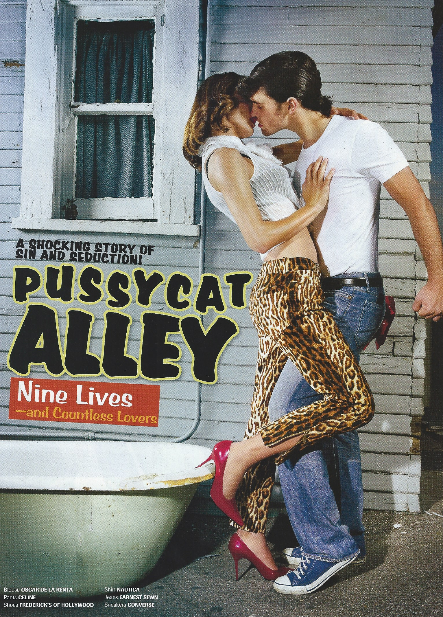 Pussycat Alley