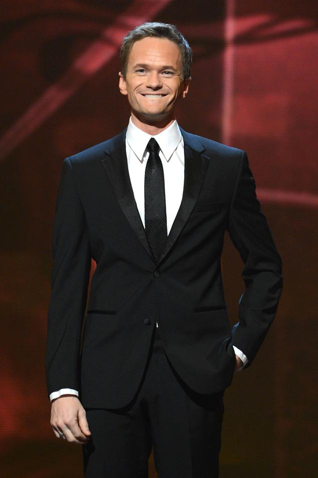 NPH Tony Awards red