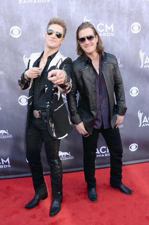 49th Annual Academy Of Country Music Awards – Red Carpet