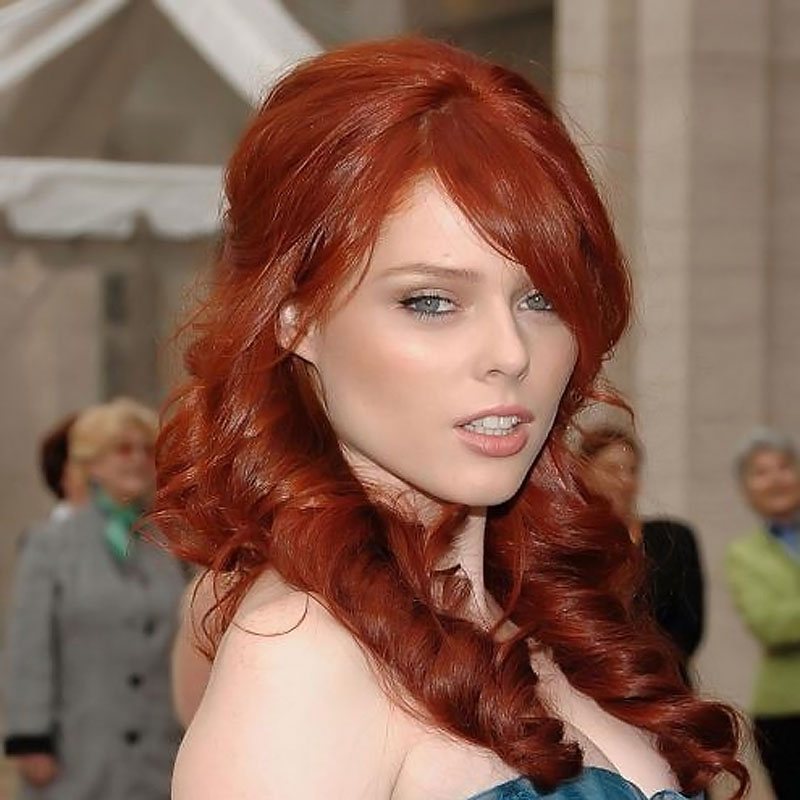 Coco Rocha red carpet