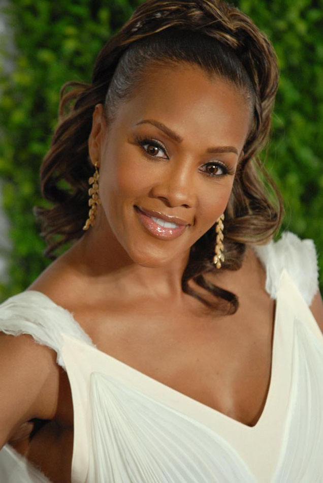 Vivica Fox red carpet