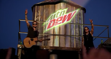 FGL Mountain Dew Commercial