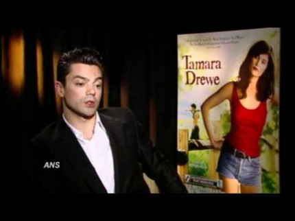 "Grooming for Dominic Cooper ""Tamara Drewe"" Press"
