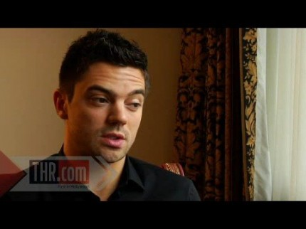 "Grooming for Dominic Cooper ""The Duchess"" Press"